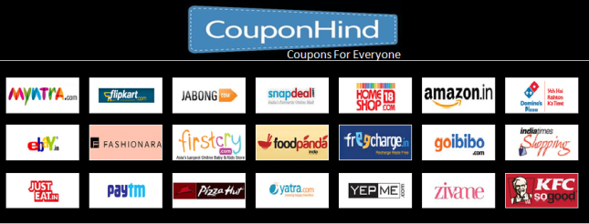 Coupons Code Website